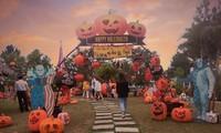 """Đi đâu để cảm thấy """"rùng hết cả mình"""" trong dịp lễ hội Halloween tại Hà Nội?"""