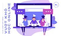 Vượt khó học online: Thầy và trò cùng chia sẻ niềm vui để không ai bị lạc lại phía sau