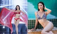 Phát 'sốt' với body nóng bỏng của Người đẹp Biển-Á hậu 2 Hoa hậu Việt Nam 2020