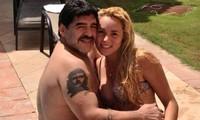 Nhan sắc nóng bỏng của bóng hồng từng khiến Maradona điêu đứng