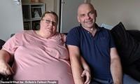 Vợ nặng gần 200kg, chồng vẫn phục vụ đồ ăn cả ngày lẫn đêm bị chỉ trích