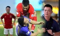 Lời nhắn nhủ của sao Việt tới cầu thủ Đỗ Hùng Dũng sau chấn thương kinh hoàng