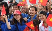 Sinh thời Chủ tịch Hồ Chí Minh luôn dành tình cảm, sự quan tâm đặc biệt đối với thế hệ trẻ.
