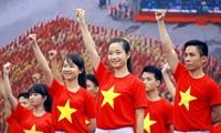 """Diễn đàn """"Tuổi trẻ Việt Nam sắt son niềm tin với Đảng"""" là dịp ôn lại truyền thống vẻ vang của Đảng, khẳng định niềm tin của tuổi trẻ Việt Nam đối với sự lãnh đạo của Đảng,"""