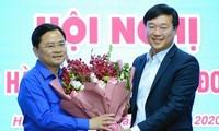 Anh Nguyễn Anh Tuấn được bầu làm Bí thư thứ nhất T.Ư Đoàn với sự tín nhiệm cao.