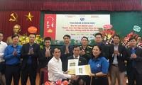 Ban Quản lý Khu di tích Chủ tịch Hồ Chí Minh ký kết với đơn vị khởi động công trình số hóa tài liệu và hiện vật của Khu di tích Chủ tịch Hồ Chí Minh