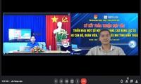 Tình Đoàn Bình Thuận và CTy TNHH ZEN8 Việt Nam ký kết chương trình phối hợp về nâng cao năng lực chuyển đổi số cho đoàn viên, thanh niên trong toàn tỉnh bằng hình thức trực tuyến