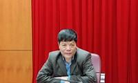 Chánh Văn phòng, Người phát ngôn Bộ Nội vụ Nguyễn Tiến Thành