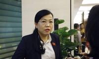 Trưởng Ban Dân nguyện Nguyễn Thanh Hải. Ảnh Như Ý