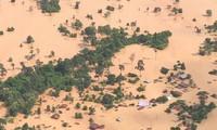 Thủ tướng Chính phủ vừa quyết định hỗ trợ kinh phí khắc phục hậu quả sự cố vỡ đập thủy điện tại tỉnh Attapeu, Cộng hòa dân chủ nhân dân Lào.