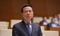 Bộ trưởng TT&TT Nguyễn Mạnh Hùng