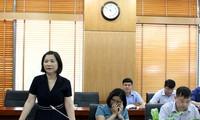 Phó Chủ tịch UBND tỉnh Cao Bằng Nguyễn Bích Ngọc