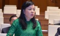 Ngày 25/11, Quốc hội sẽ thực hiện quy trình bỏ phiếu phê chuẩn miễn nhiệm Bộ trưởng Y tế Nguyễn Thị Kim Tiến