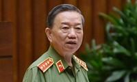 Đại tướng Tô Lâm, Bộ trưởng Bộ Công an