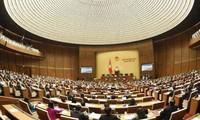 Quốc hội dành trọn hai ngày cho ý kiến về tình hình kinh tế xã hội
