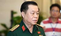 Thượng tướng Nguyễn Trọng Nghĩa, Phó Chủ nhiệm Tổng cục Chính trị Quân đội Nhân dân Việt Nam