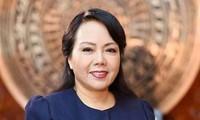 Bà Nguyễn Thị Kim Tiến được miễn nhiệm