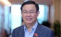 Ông Vương Đình Huệ chuyển sinh hoạt về đoàn ĐBQH Hà Nội