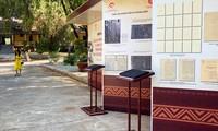 Trung tâm Lưu trữ quốc gia IV hứa khắc phục về các lỗi trong triển lãm lịch sử tại Đắk Lắk. Ảnh TP