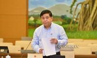Bộ trưởng Bộ KH&ĐT Nguyễn Chí Dũng