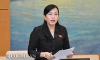 Ủy viên Ủy ban Thường vụ Quốc hội Nguyễn Thanh Hải, Trưởng Ban Dân nguyện