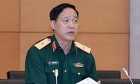 ĐBQH, Thiếu tướng Nguyễn Mai Bộ