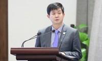Thứ trưởng Văn hóa Thể thao Du lịch Lê Quang Tùng. Ảnh TQ