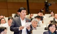 Quốc hội sẽ bãi nhiệm đại biểu Quốc hội Phạm Phú Quốc bằng hình thức bỏ phiếu kín