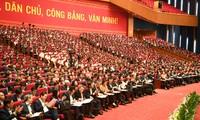 Tổng Bí thư, Chủ tịch nước Nguyễn Phú Trọng trúng cử BCH TƯ khoá XIII. Ảnh: Như Ý