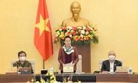 Chủ tịch Quốc hội phát biểu tại phiên họp thứ 53, Uỷ ban Thường vụ Quốc hội