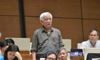 ĐBQH Dương Trung Quốc, một trong số các đại biểu là người ngoài Đảng ở nhiệm kỳ XIV