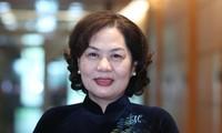Thống đốc NHNN Nguyễn Thị Hồng