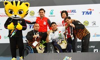 Thanh Tùng đoạt HCV, phá kỷ lục ASEAN Para Games