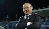 HLV Park Hang-seo dẫn dắt U23 Việt Nam đối đầu Hàn Quốc