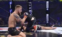 Võ sĩ MMA của Romania hạ knock-out đối thủ trong 8 giây