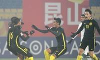 U23 Malaysia lập chiến tích lịch sử tại giải châu Á