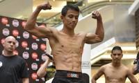 Tung đòn tổ hợp, võ sĩ MMA hạ knock-out đối thủ trong 21 giây