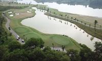 Sân Kings Course- địa điểm thi đấu chính của Tiền Phong Golf Championship 2018