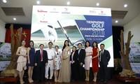 Cận cảnh cây trầm hương quý hiếm tại Tiền Phong Golf Championship