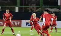 Văn Toàn háo hức trước trận ra quân tại Asian Cup 2019