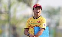 Ông Lee Young Jin sẽ dẫn dắt U22 Việt Nam dự SEA Games 30