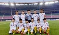 Tuyển nữ Việt Nam vào vòng loại thứ 3 Olympic 2020