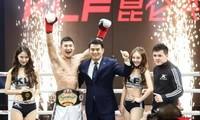 Mergen Bilyalov là nhà vô địch hạng cân 75 kg tại sự kiện Kunlun Fight 78