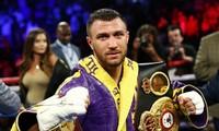 Ladderenko bảo vệ thành công hai đai vô địch WBO và WBA hạng nhẹ