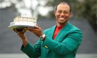 Tiger Woods lần thứ 5 vô địch The Masters