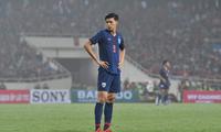 Supachai bị cấm thi đấu 2 trận, phạt 1.000 USD