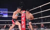 Võ sĩ gốc Việt bị hạ knock-out ở trận ra mắt đấu trường MMA Nhật Bản