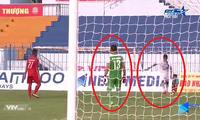 Cầu thủ Cần Thơ đá phản lưới nhà bất ngờ được giảm án
