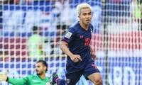 Tiền vệ Chanathip Songkrasin kịp hồi phục chấn thương dự King's Cup