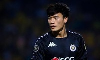 Bùi Tiến Dũng có màn ra mắt Hà Nội FC không như ý